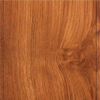 Santa Fe Oak DL411 Uniclic Laminate 10mm w/attached underlayment