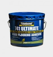 Titebond® 741 Ultimate ZERO VOC Wood Flooring Adhesive